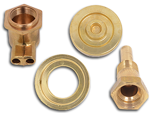 United Brass Manufacturers, Inc. Precision Forging and Machining of Custom Valve Bodies and Fittings - BRASS . COPPER . BRONZE